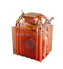 dual-tower, 90mm fan, 4 heatpipe, CPU fan, CPU cooler, Inte LGA775/1150/1155/1156, AMD FM1/FM2/AM2/AM2+/AM3/AM3+/939, CAH-409-04