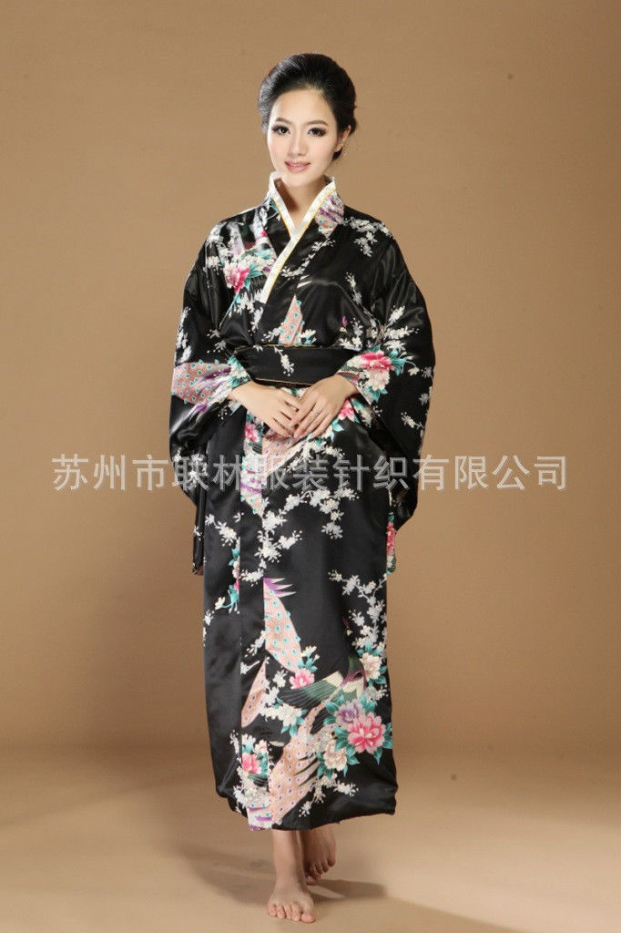 Japanese traditional clothing for women
