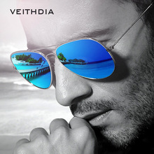 2016 New VEITHDIA Brand Designer Polarized Men Women Sunglasses Vintage Fashion Driver Sun Glasses gafas oculos de sol masculino
