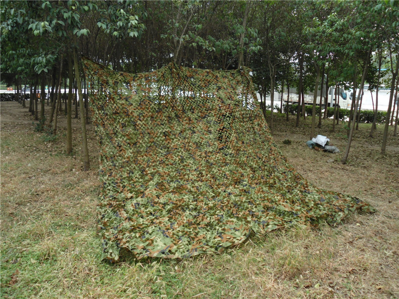acheter 5x8feet bois filet de camouflage camo filet camping chasse militaire. Black Bedroom Furniture Sets. Home Design Ideas