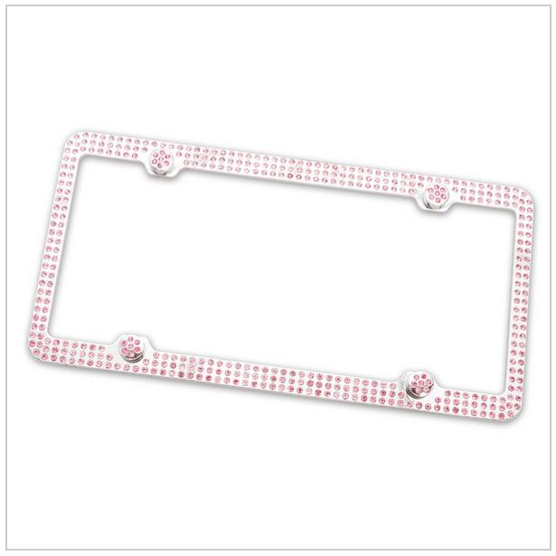 Popular Diamond License Plate Frames Buy Cheap Diamond
