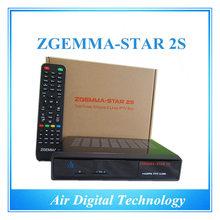 4pcs Zgemma Star 2S Enigma2 twin DVB S2 tuner Satellite Receiver zgemma-star 2S hot in uk