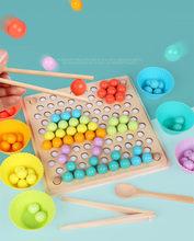 Детские игрушки «сделай сам», 3d пазл, для раннего развития детей, Монтессори, с зажимом для тренировки мозгов, многофункциональные Обучающи...(Китай)