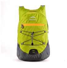 2015 HOT Women Men Unisex climb camping hiking Travel Outdoor sport backpack Leisure Schoolbag Rucksack Foldable Bags