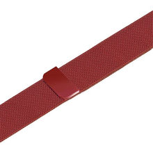 Миланский ремешок для браслета Apple, ремешок для часов 4 5 44/40 мм из нержавеющей стали для iwatch series 3 2 1 42/38 мм, аксессуар для браслета(Китай)