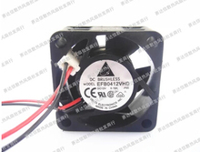 Brand new original Delta EFB0412VHD 4cm40*40*20 12V0.18A exchange server cooling fan (2 wire 3P interface)