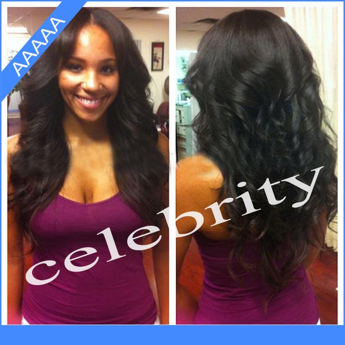 Strange Buy 150Density Glueless Full Lace Wigs Wave Front Wigs Black Short Hairstyles Gunalazisus