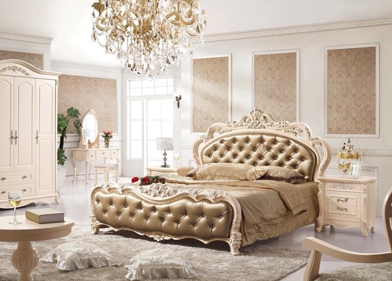 Online Get Cheap Elegant Bedroom Sets Aliexpress Com