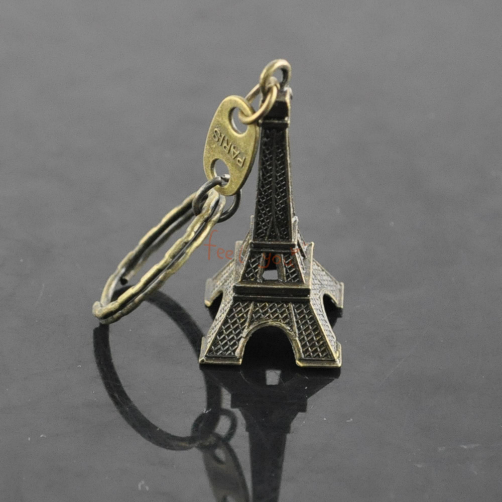 Eiffel Tower Wedding Cake Topper