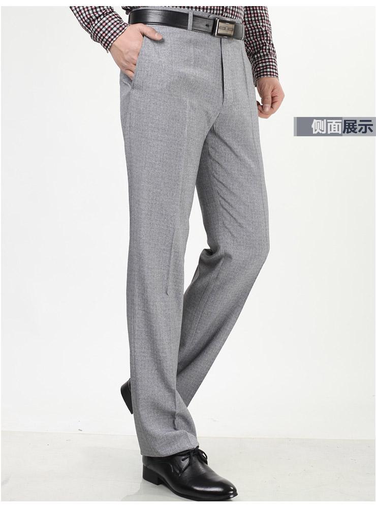 Light Gray Dress Pants Pi Pants