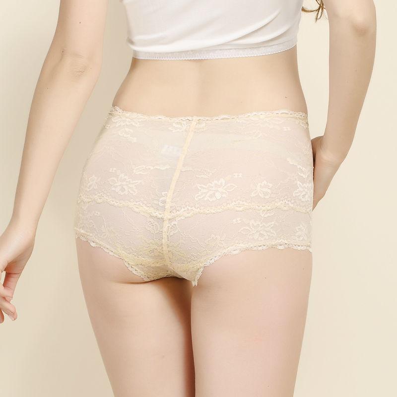 Silk Lace Panties 42