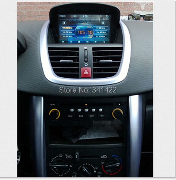 telecharger carte gps peugeot 207. Black Bedroom Furniture Sets. Home Design Ideas