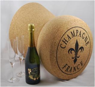 bouchon de champagne tabouret tabourets de bar id du produit 500002514216. Black Bedroom Furniture Sets. Home Design Ideas