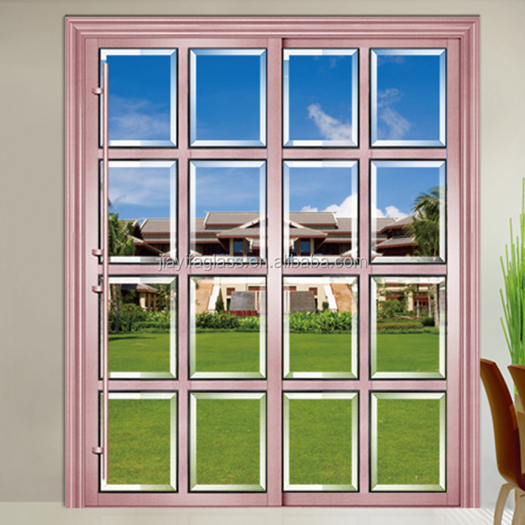 Large Soundproof Interior Glass Sliding Doors Hanging