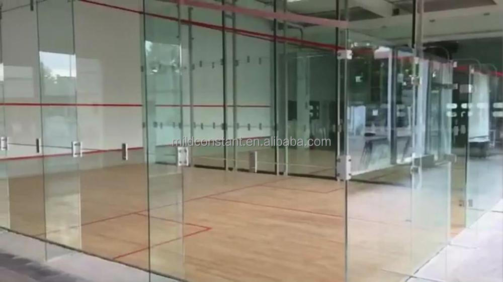 Full Glass Squash Court In Sports On Sale Buy Full Glass