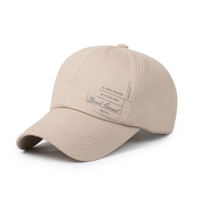 Beach Caps Men Women Baseball Cap Cotton W Embroidery Adjustable Outdoor Sport Plain Sun Hat Asd88
