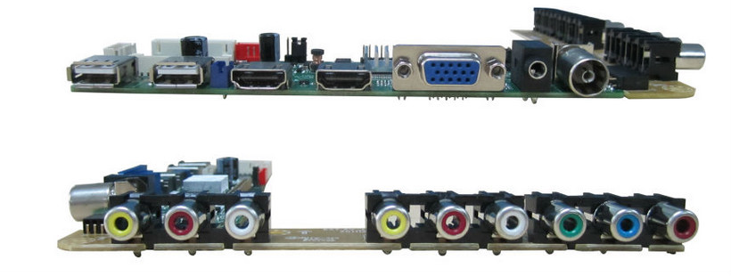 JHT LCD TV PCB Board, China LCD/LED TV Motherboard LCD TV PCB Board
