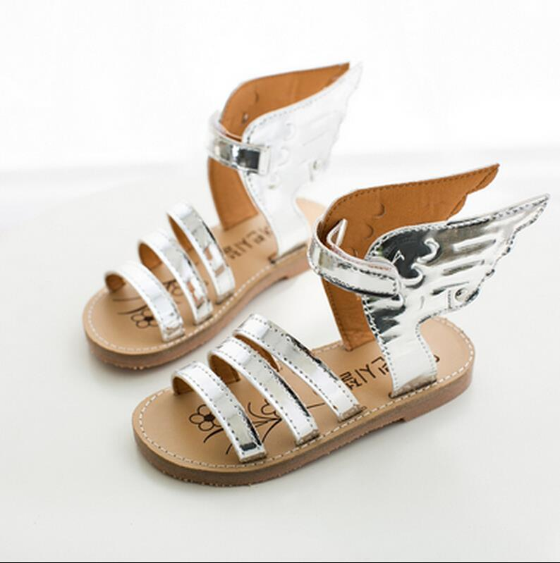 Winged sandals