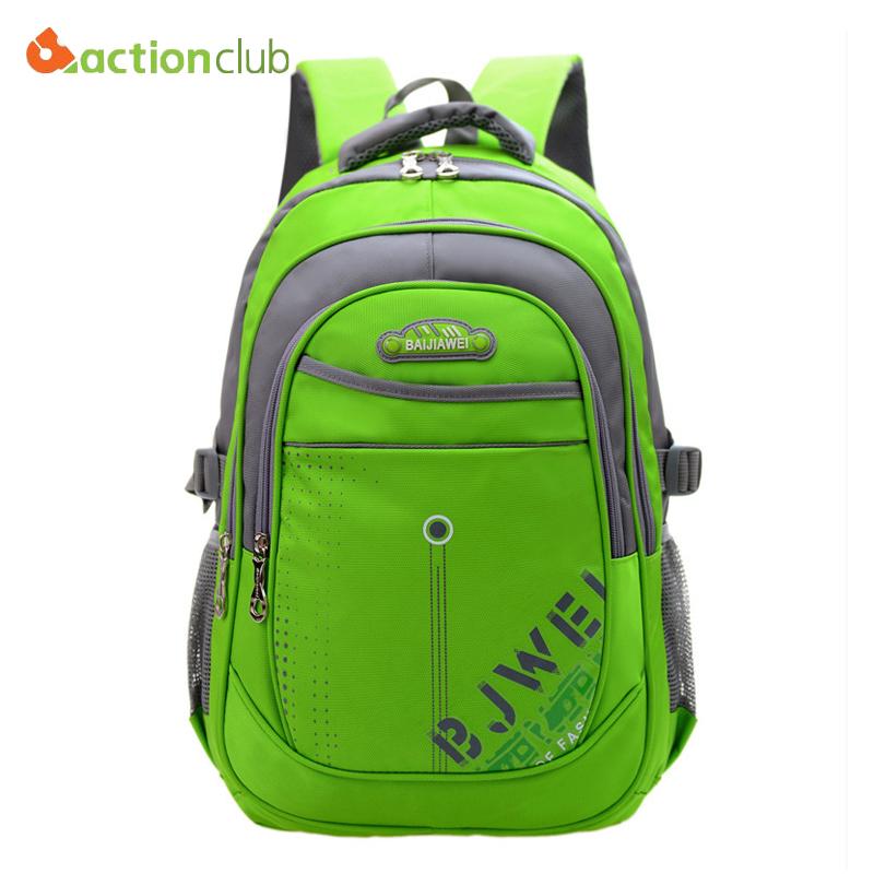 8e1762d4b408 New 2016 Fashion Children School Bags Kids Backpacks High Quality Child  School Bag Leisure Waterproof Bag Double Shoulder Bags