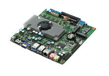 Router Computer Mainboard firewall motherboard combo wholesale computer parts Support 24bit dual channel LVDS