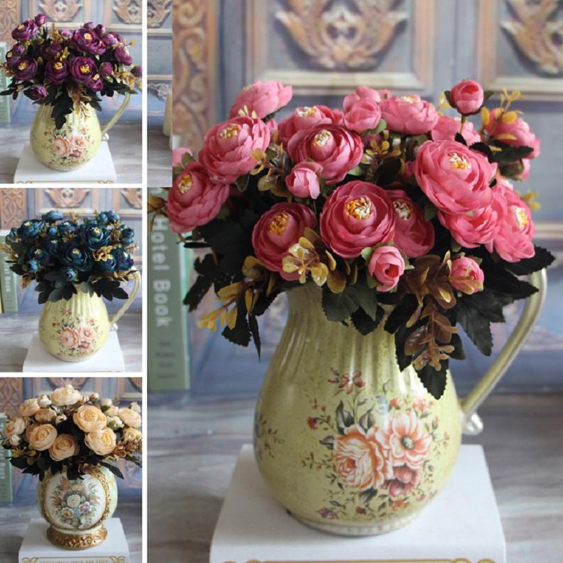 פרחים דקורטיבי & זרי פרחים