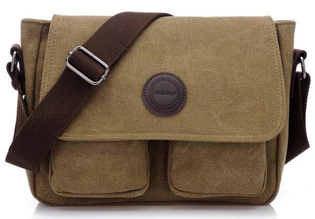 Армейское стиль мужчины сумка-мессенджер кроссбоди сумки брезент мужчины в traval мешок B209