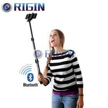 Yunteng YT-1288 with bluetooth Universal Monopod Selfie Stick for Digital Camera/Cellphone/Gorpro Extendable Pole Free Shipping