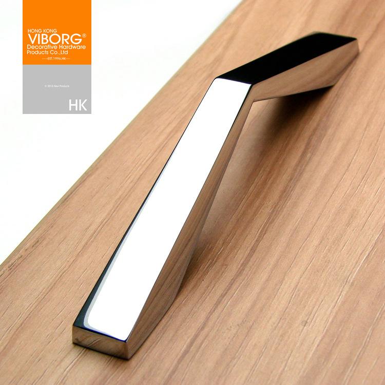 Modern Kitchen Cabinet Hardware: VIBORG-Top-Quality-96mm-Zinc-Alloy-Modern-Kitchen-Cabinet
