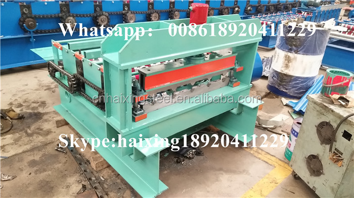 Arched Corrugated Roofing Sheet Curving Machine For Sale