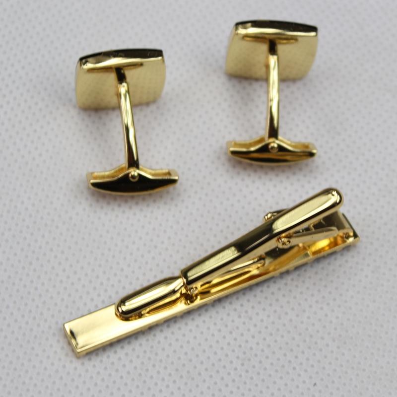 Внешняя торговля оригинальный одного! Французский рубашку ногтей мужская мода изысканный подарок зажим для галстука запонки костюм