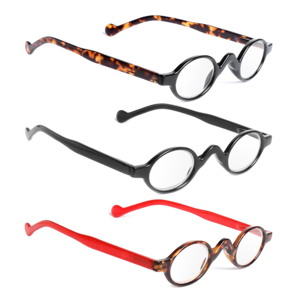 Compra gafas de lectura marco redondo online al por mayor