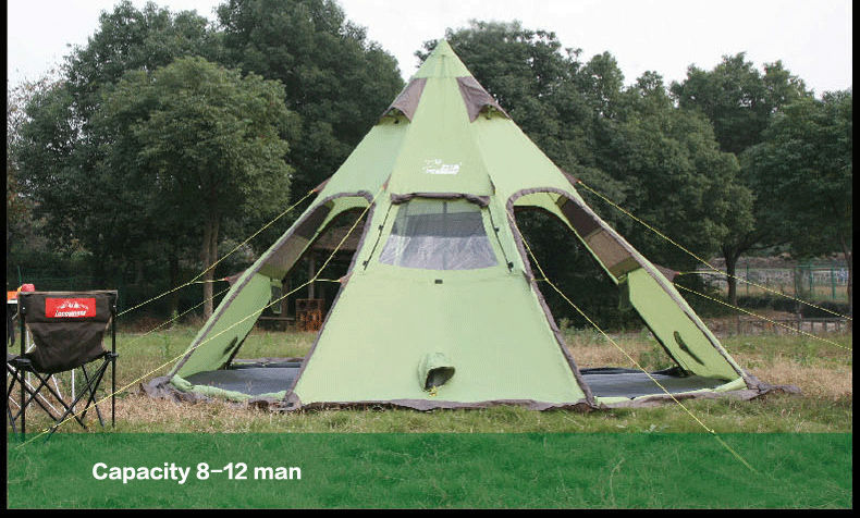 finest selection 5faab 96c7b Guide Gear Teepee Tent