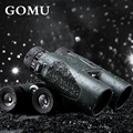Gomu Binocular Military Hd 10x42 Binoculars Professional Hunting Telescope Zoom High Quality Portable No Infrared For