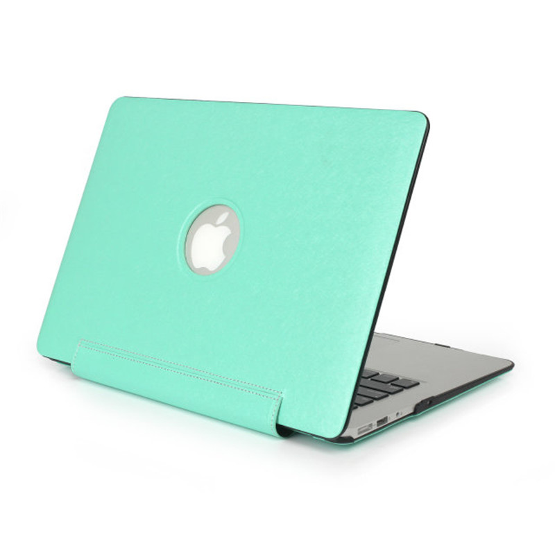 COLOR PU Leather Laptop Case Cover For Apple MacBook Air ...