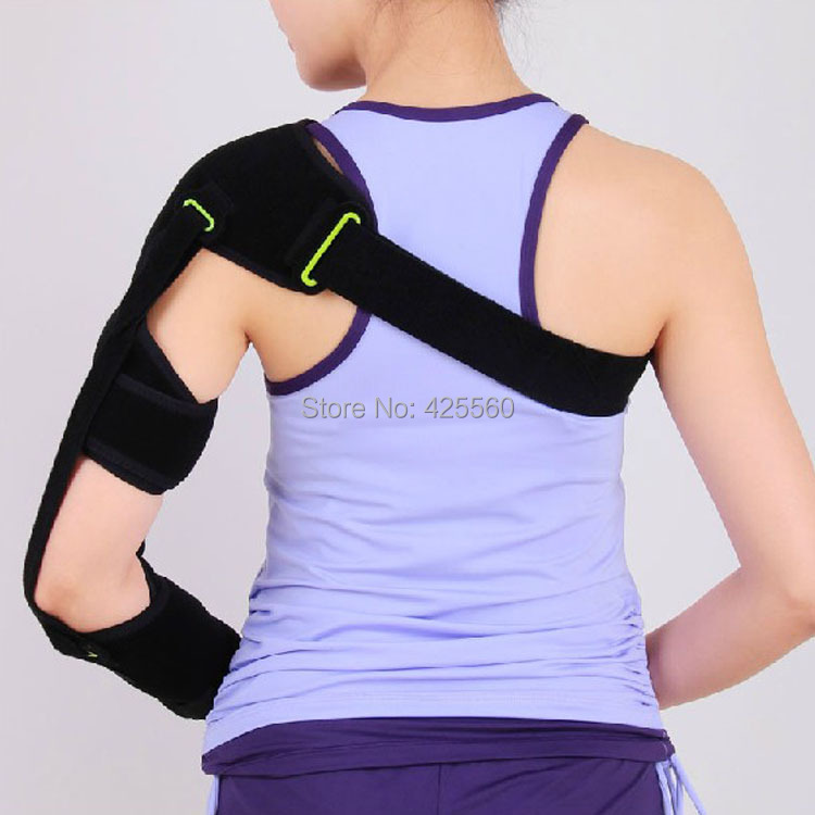 Shoulder Brace Support Arm Sling For Stroke Hemiplegia Subluxation  Dislocation Recovery Rehabilitation