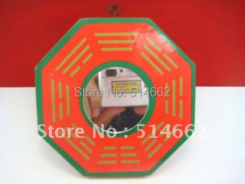 feng shui wohnung bagua spiegel mit tigram gr e 5 zoll j2321. Black Bedroom Furniture Sets. Home Design Ideas