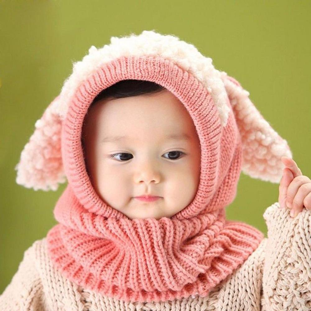 Knit Hooded Scarf Free Pattern Promotion-Shop for ...