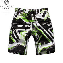 2016 New Big Boys Quick Dry Shorts Brand Kids Camo Surf Beach Shorts for Boys Trench