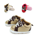 1pair Cotton Boys First Walkers Soft Baby Shoes Boy Sneakers Newborn Sapatos Toddler Shoes ZYS36 PT15