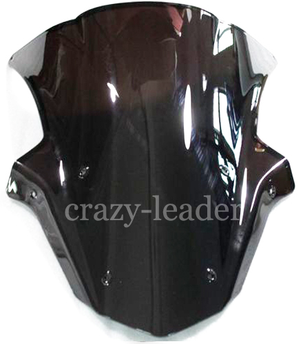 Гонки ветрового стекла для Kawasaki ниндзя-zx10r 2011 2012 2013 дыма 11 - 13 ABS