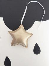 14 см каваи золотой розовый серебряный мягкая Звезда Сердце Луна Форма Фаршированная PU настенная подвесная игрушка детский подарок украшен...(Китай)