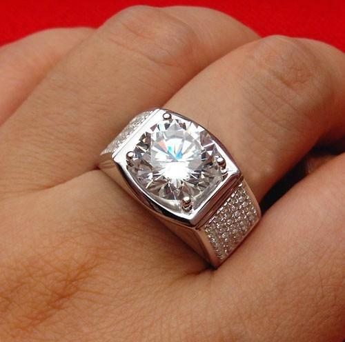 Mens Gold Wedding Rings Uk
