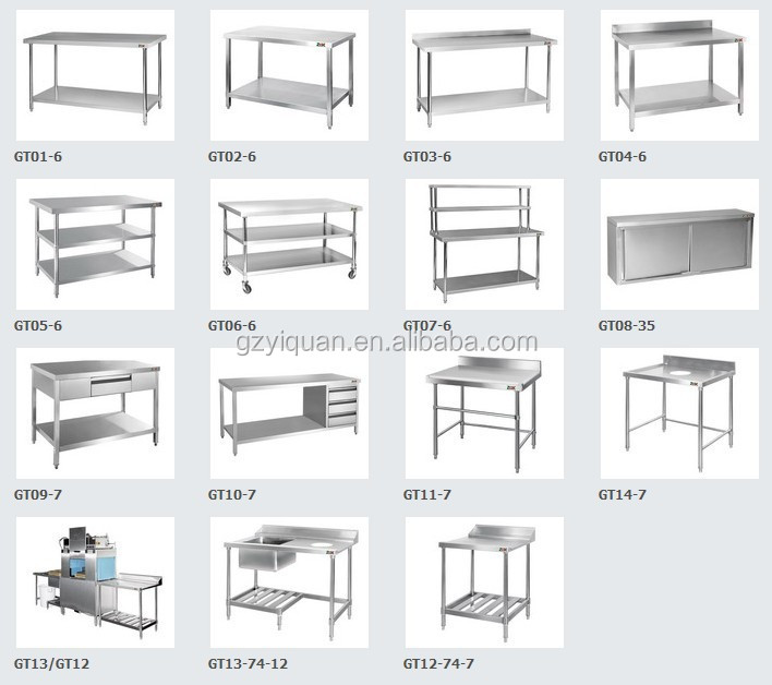 Restaurant Kitchen Sink Stainless Steel Dish Washing Work .  sc 1 st  Ecosia & stainless steel kitchen work table - Ecosia