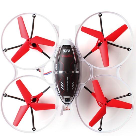 SYMA X3 4 Channel 2.4G RC Quadcopter For Syma X3 Remote Control RC Toys X3 Syma