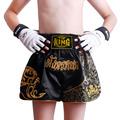 2016 Free Shipping Fighting Shorts Muay Thai Shorts Boxing Pants Men s Sport Clothes M XXL