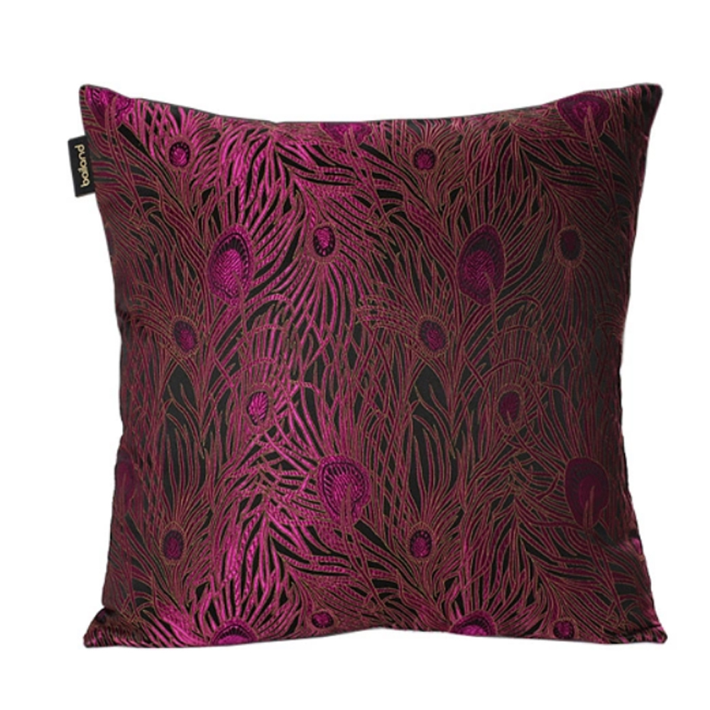 classic peacock classical tapestry satin home decoration sofa bed car decorative throw pillow. Black Bedroom Furniture Sets. Home Design Ideas