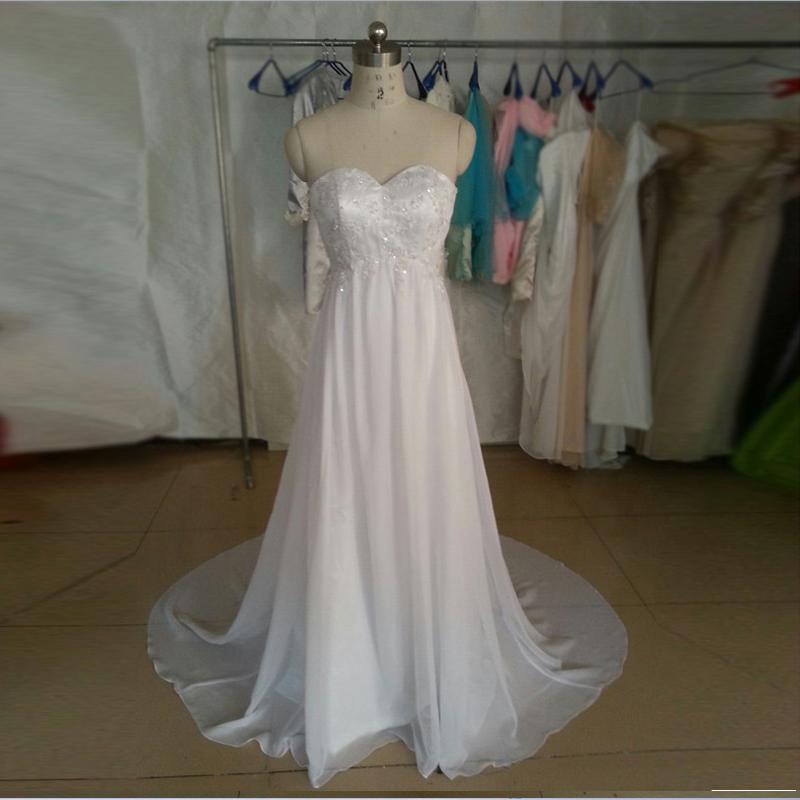 2016 Plus Size Wedding Dress Vesti Do New Sweetheart