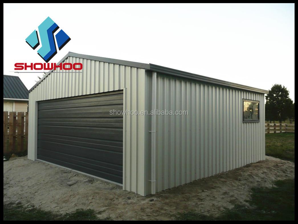 Kosten- effectieve stalen structuur geprefabriceerde ...