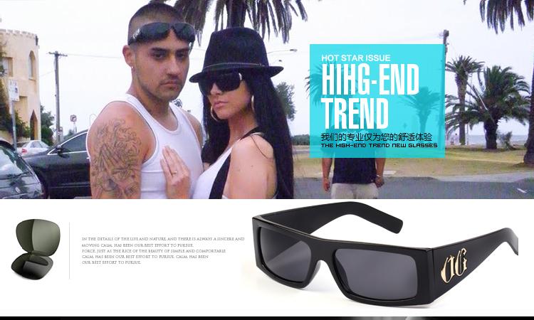 8796820da4b Locs OG Sunglasses men women outdoors sport Oculos de sol unisex New  Fashion Sun glasses Locs OG Original gafas de sol lentes with box