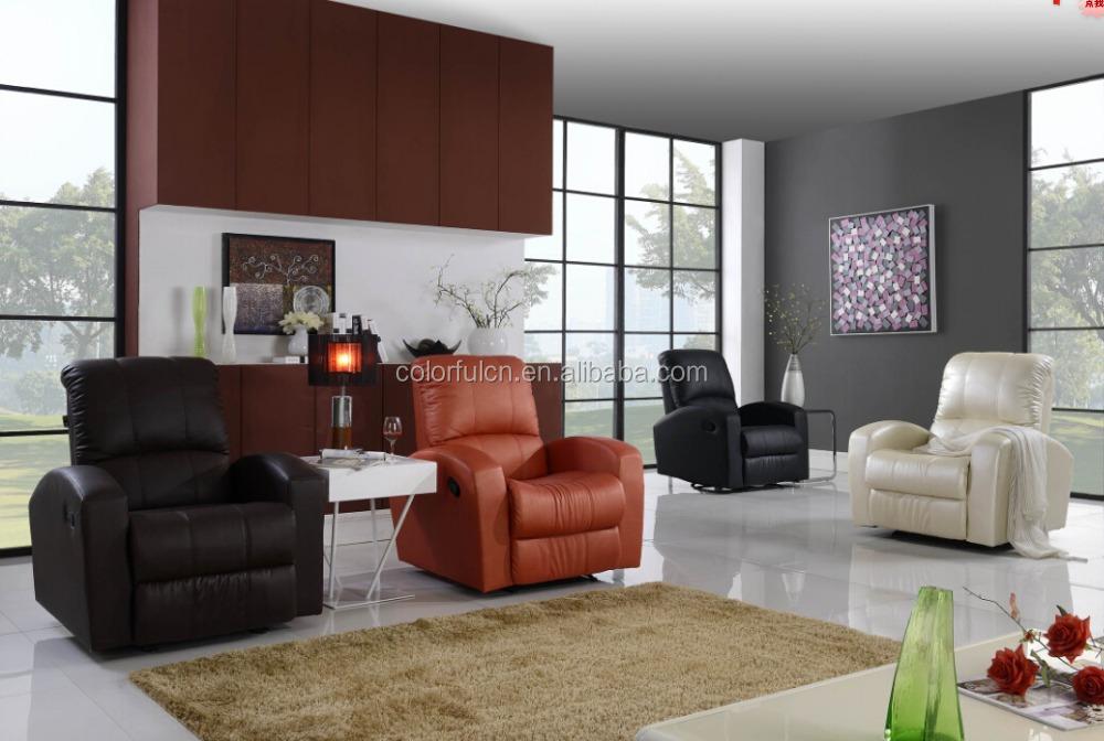 2015 hei esten reclinersofa entspannung sofa moderne leder sofa f r wohnzimmer ls026. Black Bedroom Furniture Sets. Home Design Ideas